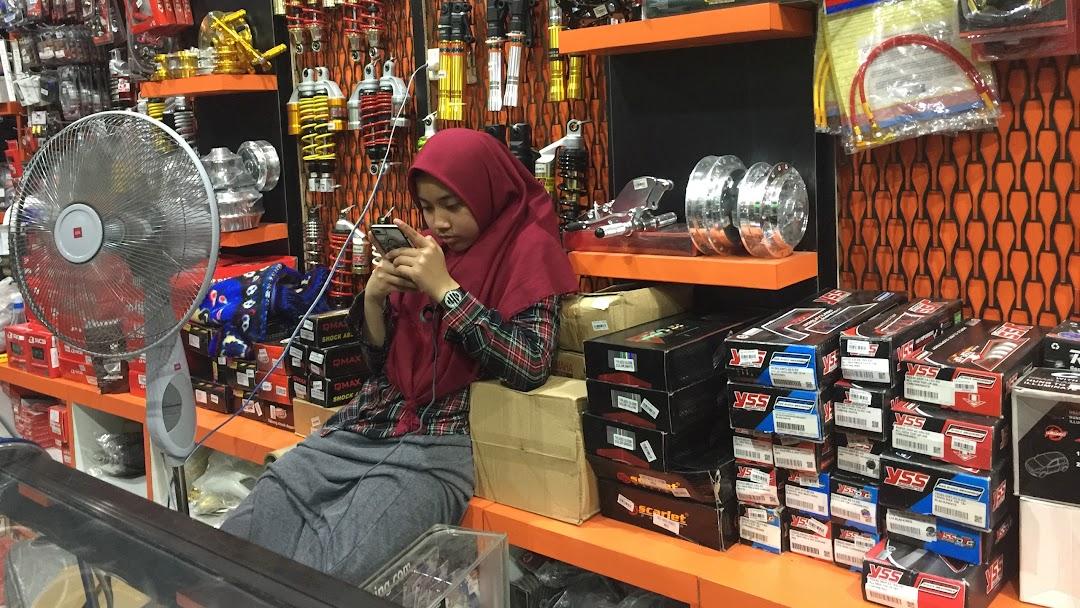 Edo Jaya Variasi Motor Surabaya Toko