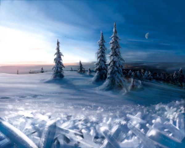 Dream Of Silent Place, Fantasy Scenes 2