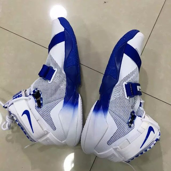 Kentucky Wildcats LeBron Soldier 9 Big Blue Nation