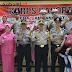 Korps Raport, 14 Anggota Polres Sukabumi Naik Pangkat