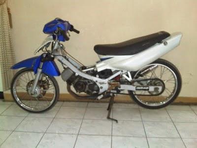Modifikasi Mesin Suzuki Satria 120