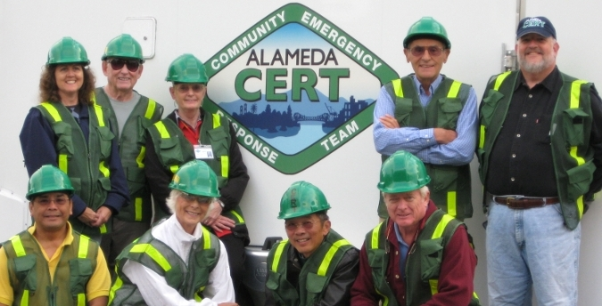 Alameda CERT Team
