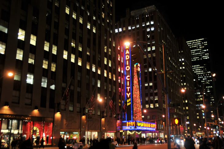Radio-City Music-Hall