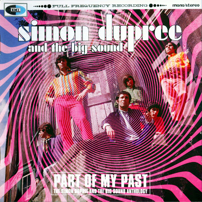 Simon Dupree & The Big Sound ~ 2004 ~ Part Of My Past