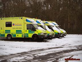 Salvage Ambulance
