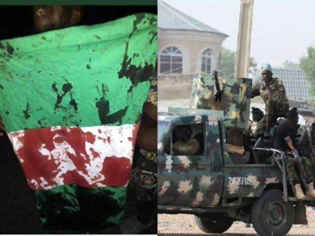 Lekki shooting: 'We're professional army, Buratai replies CNN
