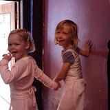Op de balletschool