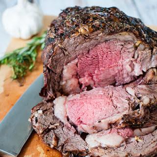 Seasoning Roast Beef Recipes.
