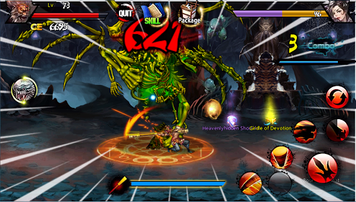 King of war-Monkey king 1.0.9 screenshots 2