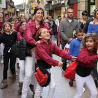 19è Aniversari Castellers de Lleida. Paeria . 5-04-14 - IMG_9390.JPG