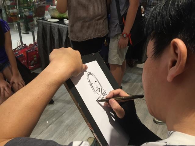 cartoonist singapore