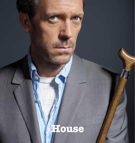 House TV Show Hugh Laurie