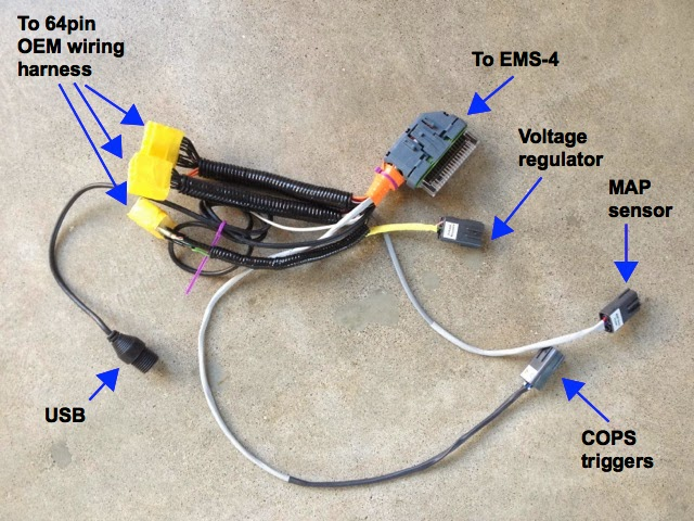Miata Wiring Harness Removal : Miata wire coils but harness wiring
