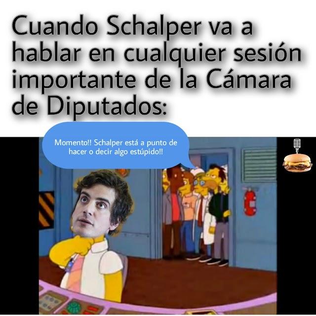 Silencio que Schalper va a hablar!! (?)