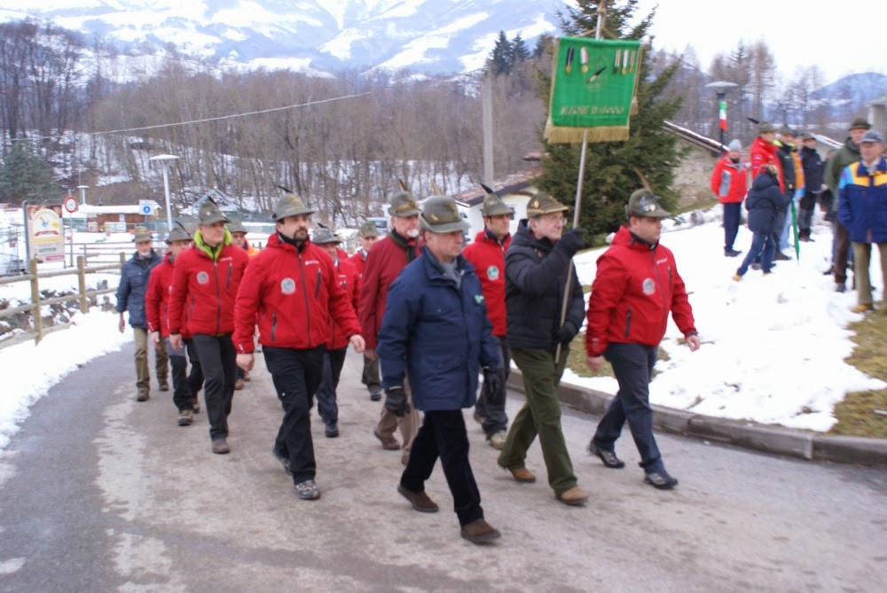 Campionato Nazionale ANA sci di fondo Piani di Bobbio - Campionati%2BNazionali%2BANA%2BBarzio%2Bapertura%2B19.JPG