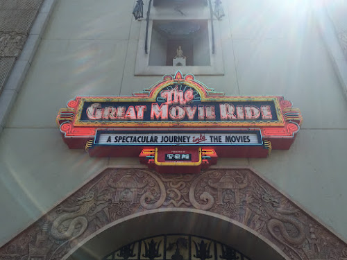 DHS updated Great Movie Ride presented by Turner Classic Movies