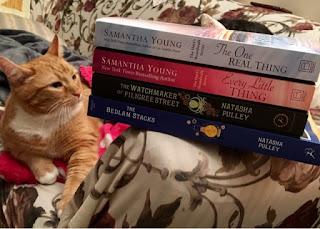 "Ripple's ""More books!?"" haul XD"