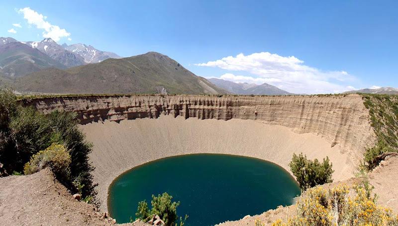 Poço das almas na Argentina
