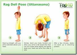 Asanas de Yoga resumidas para niños 23