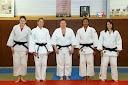 Les ceintures noire féminines