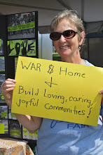Photo: War $ Home & Build Loving, Caring, Joyful Communities!