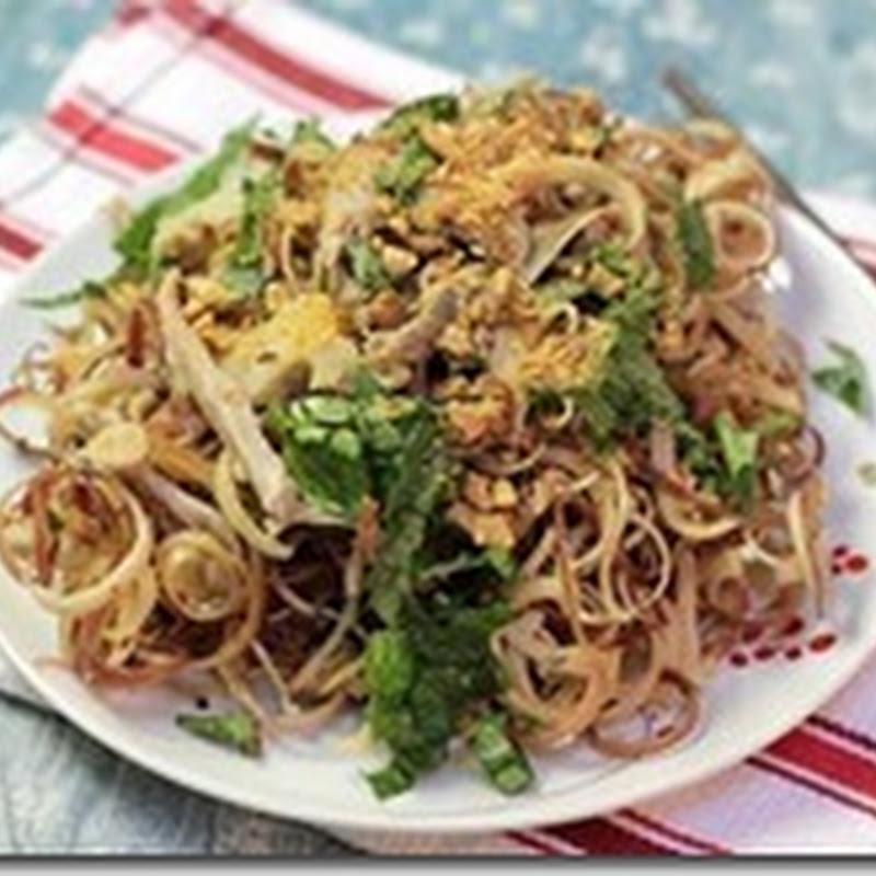 Món ăn ngon từ cây chuối hột ( chuối chát )