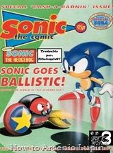 Actualización 03/07/2017: Se agrega el pequeño cómic perteneciente a la publicación Sonic The Comic numero 11 por MikeAngelo07 de The Tails Archive y La casita de Amy Rose, disfrutenlo.