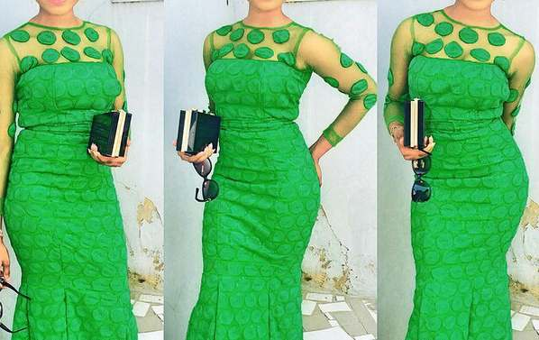 latest nigerian lace styles & ideas for 2017