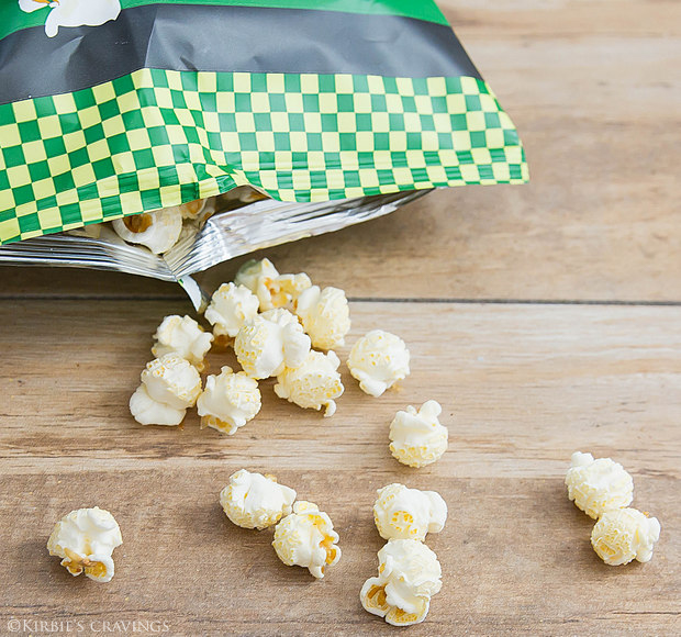 photo of Popcorn in a Pickle
