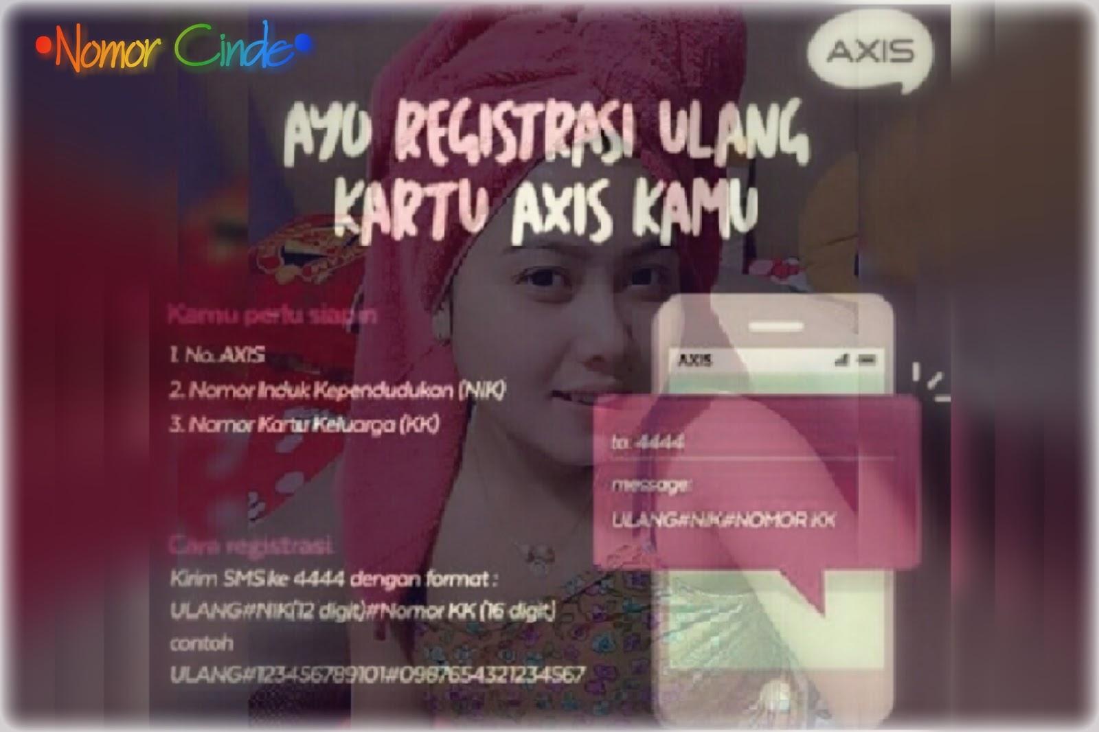 Registrasi Ulang Kartu Axis Beneran Dapat Bonus Kuota Internet 1gb Data Yellow 7 Hari 1 Gb Hitz
