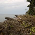 Las rocas junto a La Miel