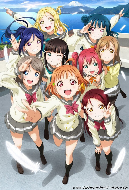 Love Live! Sunshine anime