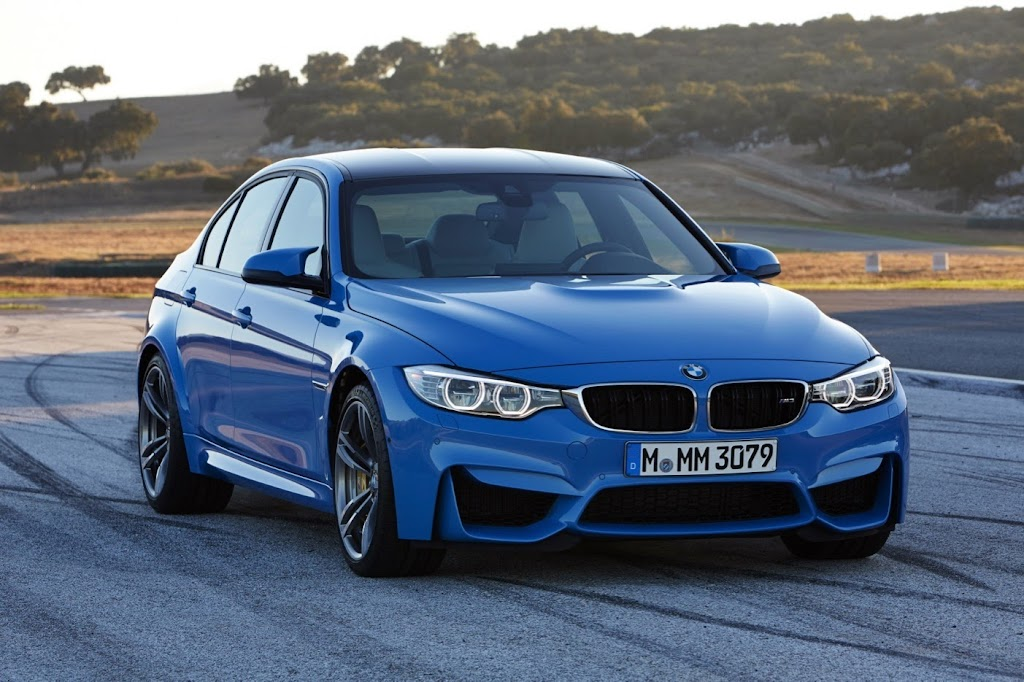 2015 BMW M3 Sedan 405