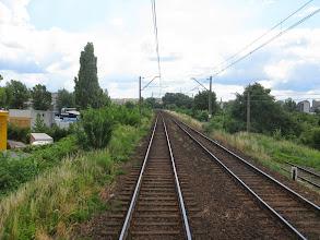 Photo: Szlak podg. Grabiszyn - Wrocław Mikołajów