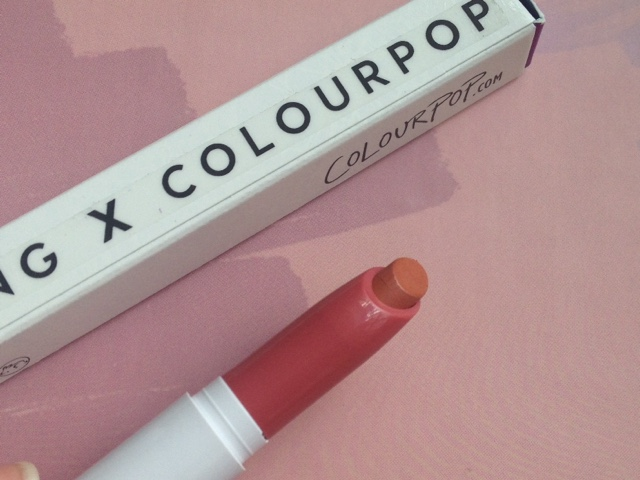 ColourPop Lippie Stix in Polite Society