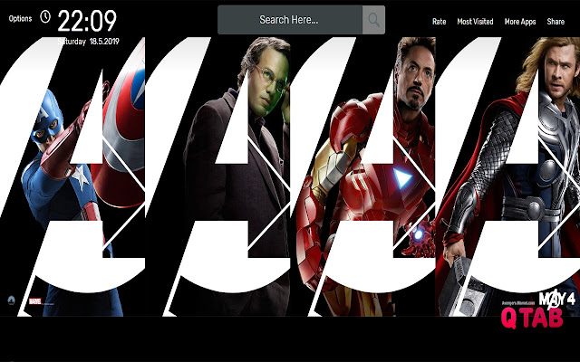 The Avengers Wallpapers HD Theme