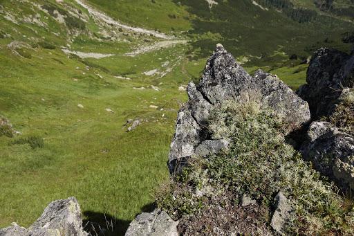Nad Račkovou dolinou