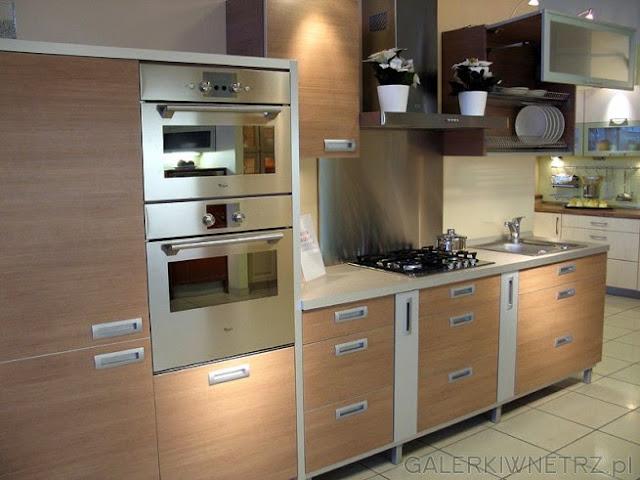 aranżacja piekarnika w kuchni 123budujemy