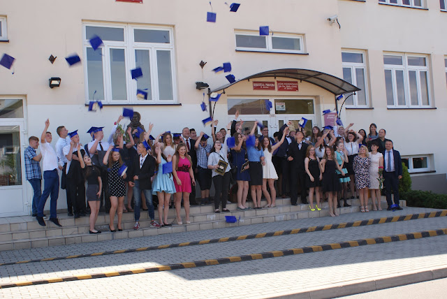 Pożegnanie klas trzecich gimnazjum - DSC06370.JPG