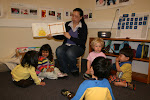 LePort Montessori Preschool Toddler Program Huntington Beach - story telling time