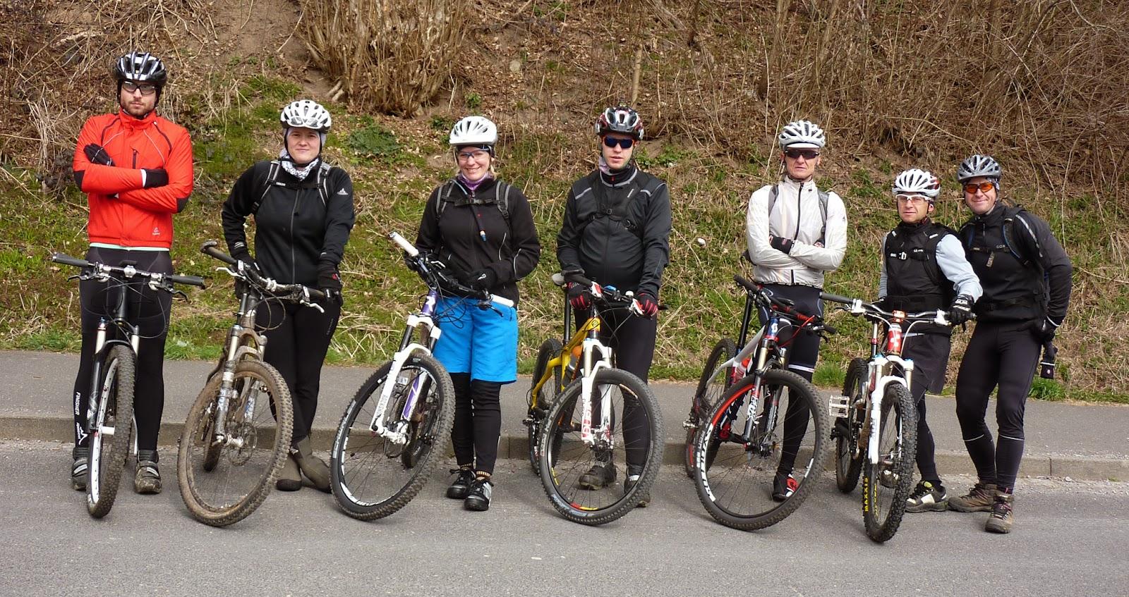 Spessart-Biker Tour am 22. März 2015