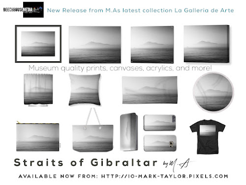 Straits of Gibraltar by Mark Taylor New Products