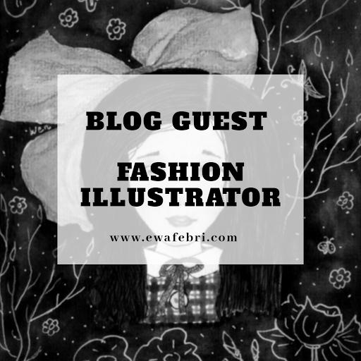 cara menjadi fashion illustrator