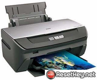 Reset Epson R270 Waste Ink Counter overflow error