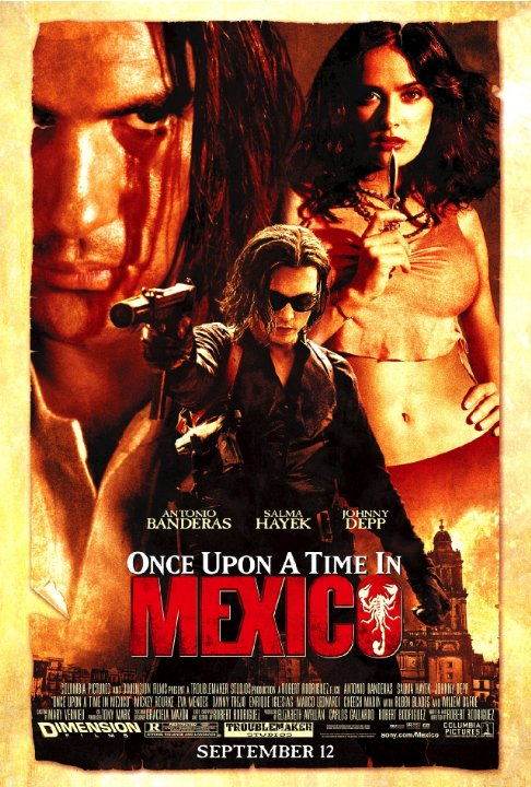 Một Thời Ở Mexico - Once Upon A Time In... (2003)