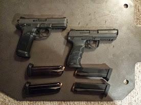 HK45 pros/cons    Now an owner - Calguns net