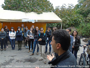 Voluntariado - Humedal Córdoba (28/08/16) (cc)Fundación Humedales Bogotá; PattyGonzalez