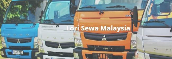 Perkhidmatan Lori Sewa Murah area KL, Putrajaya, Selangor, etc