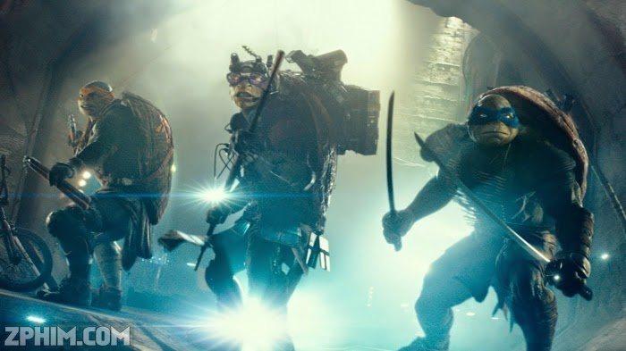 Ảnh trong phim Ninja Rùa - Teenage Mutant Ninja Turtles 3