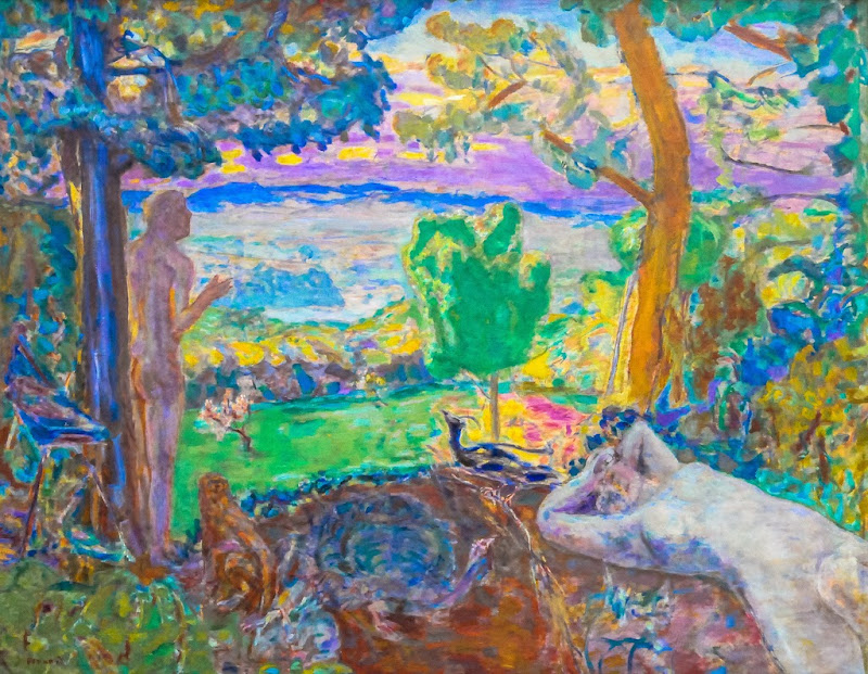 Pierre Bonnard - Earthly Paradise